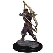 D&D Icons of the Realms Premium Figures: Female Elf Ranger (6 Units)
