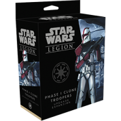 FFG - Star Wars Legion: Phase I Clone Troopers Upgrade Expansion - EN