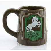 GBeye 3D Mug - Lord of the Rings Prancing Pony 3D