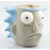 GBeye 3D Mug - Rick and Morty Rick Sanchez