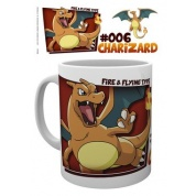 GBeye Mug - Pokemon Charizard Type