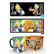 GBeye Heat Change Mug - Dragon Ball Z Saiyans