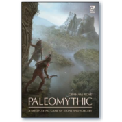 Paleomythic: A Roleplaying Game of Stone and Sorcery - EN