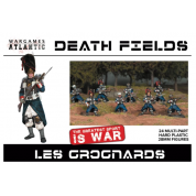 Death Fields - Les Grognards (24) - EN
