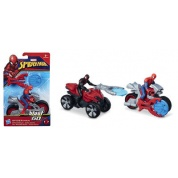 Spider-Man Blast N Go Assortment (4)