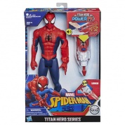 Spider-Man Titan Hero with Quantum Power Pack