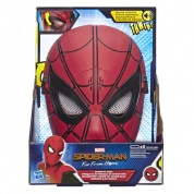 Spider-Man Mask with Spider-Glance & Sound Effects