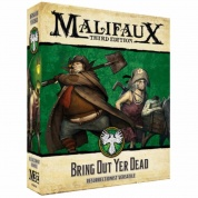 Malifaux 3rd Edition - Bring Out Yer Dead - EN