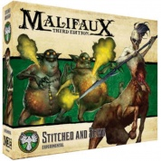 Malifaux 3rd Edition - Stitched and Sewn - EN