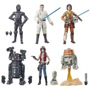 "Star Wars The Black Series 6"" Figures Assortment (8)"