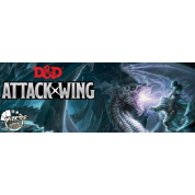 Attack Wing: Dungeons & Dragons Wave Bases Set - BLUE