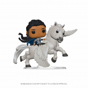 Funko POP! Avengers Endgame - Valkyrie on Horse Vinyl Figure