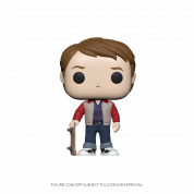 Funko POP! BTTF - Marty 1955 Vinyl Figure 10cm