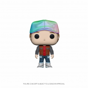 Funko POP! BTTF - Marty in Future Outfit Vinyl Figure 10cm