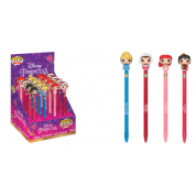 Funko POP! Homewares - Disney Princess Pen Toppers (CDU 16 Pieces)