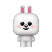 Funko POP! POP Animation: Line Friends - Cony Vinyl Figure 10cm