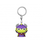 Funko POP! POP Keychain: Pixar- Alien as Zurg Vinyl Figure