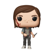Funko POP! The Last Of Us - Ellie Vinyl Figure 10cm