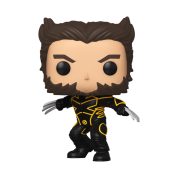 Funko POP! X-Men 20th - Wolverine In Jacket Vinyl Figure 10cm