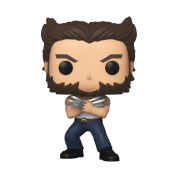 Funko POP! X-Men 20th - Wolverine In Tank top Vinyl Figure 10cm