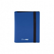UP - 2-Pocket PRO-Binder - Eclipse Pacific Blue