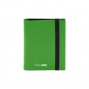 UP - 2-Pocket PRO-Binder - Eclipse Lime Green