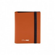 UP - 2-Pocket PRO-Binder - Eclipse Pumpkin Orange