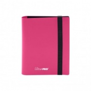 UP - 2-Pocket PRO-Binder - Eclipse Hot Pink
