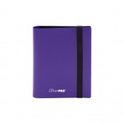 UP - 2-Pocket PRO-Binder - Eclipse Royal Purple
