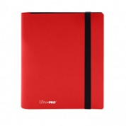 UP - 4-Pocket PRO-Binder - Eclipse Apple Red