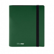 UP - 4-Pocket PRO-Binder - Eclipse Forest Green