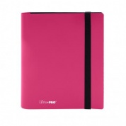 UP - 4-Pocket PRO-Binder - Eclipse Hot Pink