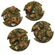 SWL Forest Bases 50mm Round ver.1 (2 Bases)
