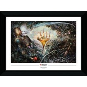 GBeye Collector Print - Magic The Gathering Throne of Eldraine 50x70cm