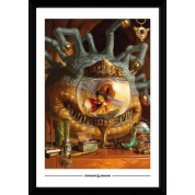 GBeye Collector Print - Dungeons & Dragons Xanathar 50x70cm