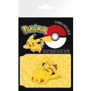GBeye Card Holder - Pokemon Resting Pikachu