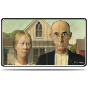 UP - Fine Art Playmat - American Gothic