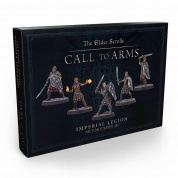The Elder Scrolls: Call to Arms - The Imperial Legion Faction Starter Set - EN