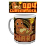 GBeye Mug - Pokemon Charmander Neon