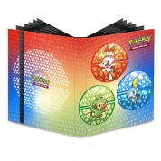 UP - 9-Pocket Pro-Binder - Pokémon Sword and Shield Galar Starters