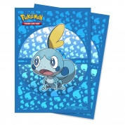 UP - Deck Protector Sleeves - Pokemon Sword and Shield Galar Starters Sobble (65 Sleeves)