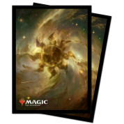 UP - Deck Protector Sleeves - Magic: The Gathering Celestial Plains (100 Sleeves)