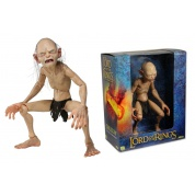 Lord of the Rings Gollum 1/4 Scale poseable action figure - Limited Edition