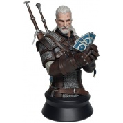 The Witcher 3 - Wild Hunt: Geralt Playing Gwent Bust