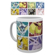 GBeye Mug - Pokemon Eevee Evolution