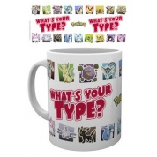 GBeye Mug - Pokemon My Type