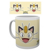 GBeye Mug - Pokemon Meowth Face