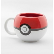GBeye 3D Mug - Pokemon Pokeball 3D