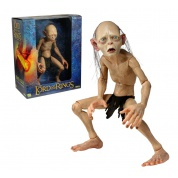 Lord Of the Rings Smeagol 1/4 Scale poseable action figure - Limited Edition