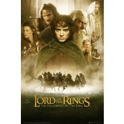 GBeye Maxi Poster - Fellowship Of The Ring One Sheet